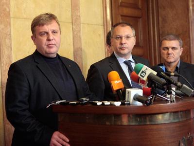 Кр. Каракачанов: ВМРО е българската партия с най-ясна и последователна подкрепа за ядрената енергетика у нас
