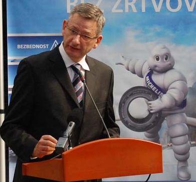 """""""Мишлен"""" инвестира 170 милиона евро в пиротския завод за гуми"""