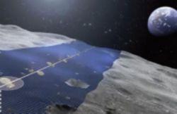 Лунни панели ще снабдяват с ток Земята