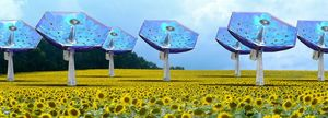 Новият слънчев колектор от IBM може да осигури енергия за цялата планета