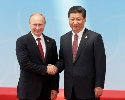 Газпром и CNPC подписаха договор за доставки на газ в Китай
