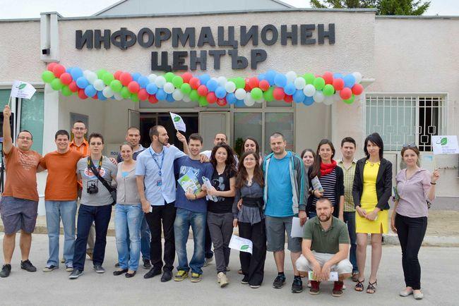 """635 човека от цялата страна посетиха днес АЕЦ """"Козлодуй"""""""