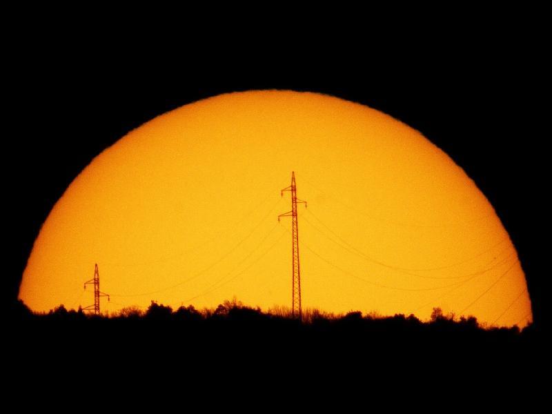 През 2050 г. Слънцето ще стане основен източник на електроенергия