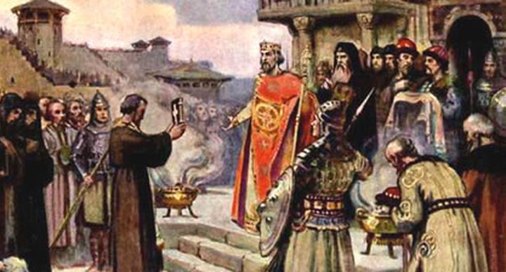 Quo vadis, domine?: EС обяви в   резолюция православието за опасна пропаганда!