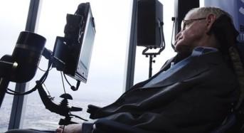Стивън Хокинг влезе по спешност в  болница