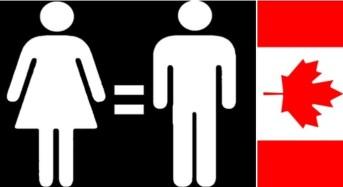От 2018 в Канада никъде в документите няма да се указва полово различие