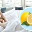 Какво ще се случи,  ако поставите парче лимон до леглото си