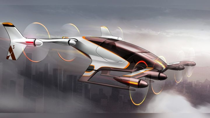 Airbus is developing an aircraft that can take off and land vertically. The vision is for Uber-like taxis that beat the traffic by flying over it.