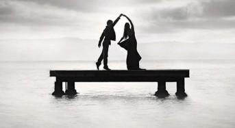 Някъде има  мост, на който се срещат две души…