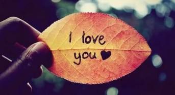 """Mагическата сила на   думите: """"Обичам те"""""""