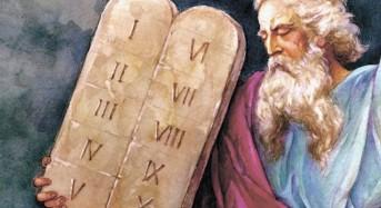 Мрачната страна на Десетте Божи заповеди