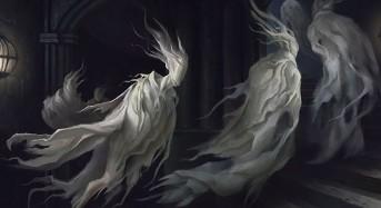 Демони и духове  обичат да се вселяват в красиви жени