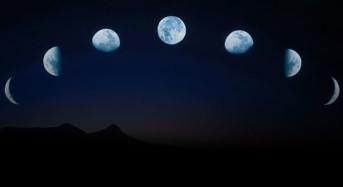 Влиянието на Лунните ритми върху човека