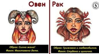 Сваляме маските на всички жени! Ето истинското им лице според Знака на Зодиака!