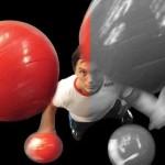 Ами ако животът е жонглиране с пет топки...
