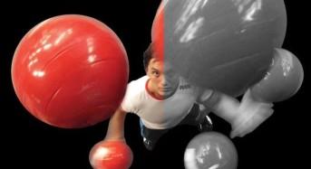 Ами ако животът е жонглиране с пет топки…