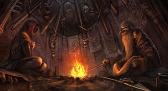 Магията на шаманите: Как да си върнете вашата енергия от миналото и бъдещето