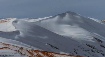Няма да повярвате, но  в Сахара падна сняг. Да, в пустинята! Това е трети път за  40 години! (галерия)