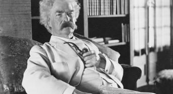 Ако  прочетете тези 9 урока на Марк Твен, ще започнете да живеете потресващ живот!