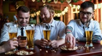 Британски учени: Халба  бира на ден   съкращава живота с половин година!