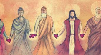 Какво е общото между Христос, Аллах и Буда?