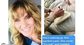 """""""Това е реално!"""": Тина Хайнс умря за 27 минути и след това  разказа, че била на небето!"""