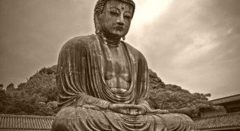 Извисяване  над вярата (будистка притча)