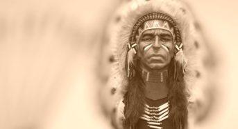 Мъдростта на индианските шамани: По-добре е да имаш мълния в ръката си, отколкото гръм в устата си!