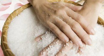 Превръзките със сол, които лекуват дори рак!