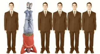 15-20% от хората са много по- различни от всички останали