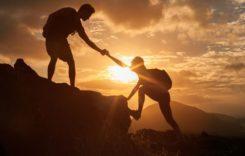 Ако искате да помогнете на близък човек, просто не му помагайте