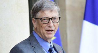Бил Гейтс направи глобална прогноза за 2021 година