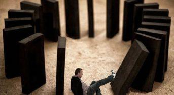 Получаващият е зависим. Зависимият се обижда. Обиденият боледува