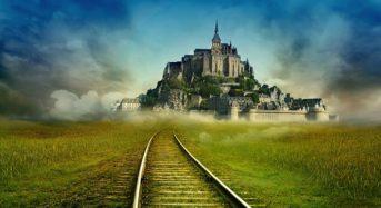 Животът е като пътуване с влак до неизвестна гара