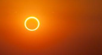 Магически «Огнен пръстен» очаква днес жителите на Земята