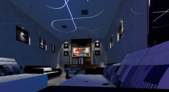 Размерът на диагонала на телевизора е обратно пропорционален на коефициента на интелигентност