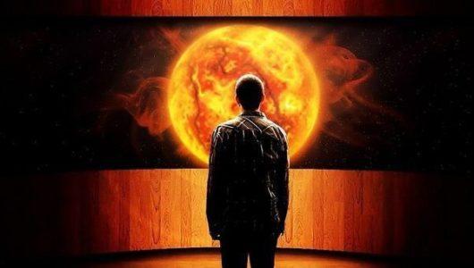 Когато се обърнете към Вечността ще срещнете Върховното спокойствие